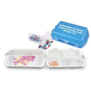 Fill, Fold & Fly Medicine Box